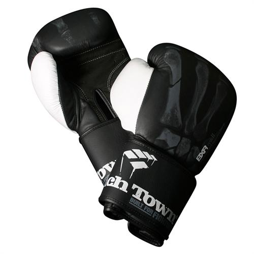 PunchTown BXR mk II Sparring Gloves (Black)